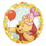 "18"" Winnie the Pooh & Piglet Celebration Foil Balloon"